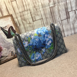 Royal Floral Chain Bag