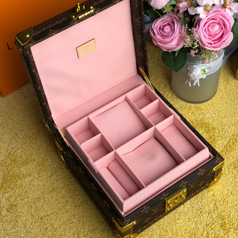 LV Jewelry Box