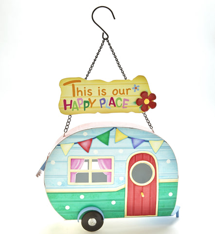 Camper Hanging Bird House