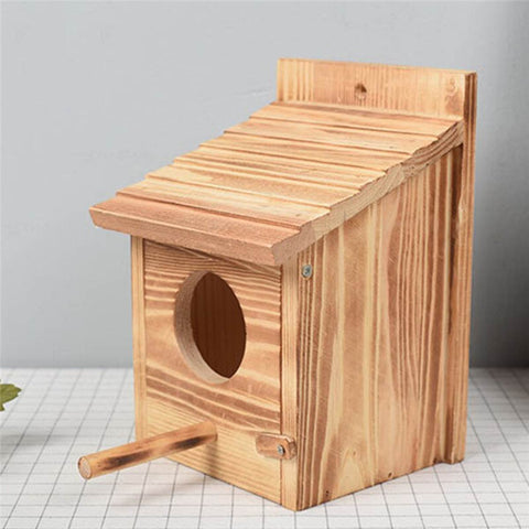 Large Nest Nest House Bird House Bird House Bird Box Outdoor Birdhouse