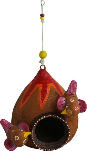 ExclusiveLane EL-021-028 Bird House