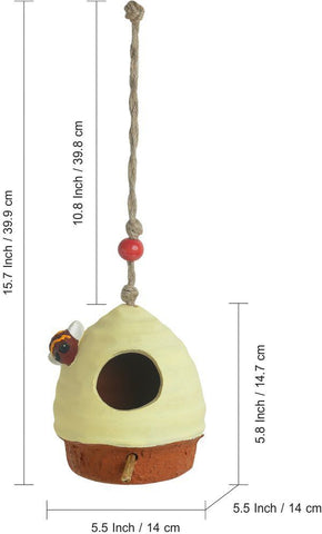 ExclusiveLane EL-021-113 Bird House