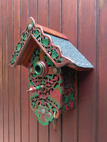 East-Indian birdhouse