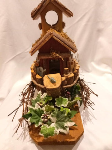 The Ark Bird House