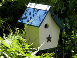 Midnight Star Birdhouse