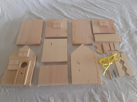 Pantry Birdhouse Kit