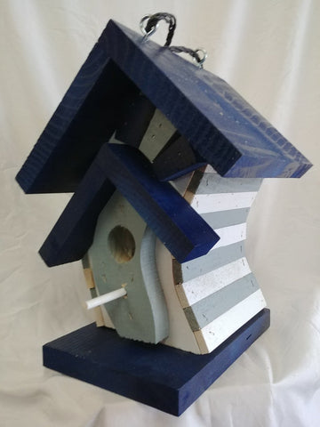"""Crooked Birdhouse"""