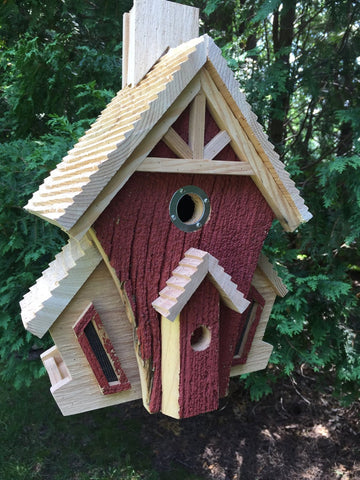 "The ""Tahoe"" Birdhouse"