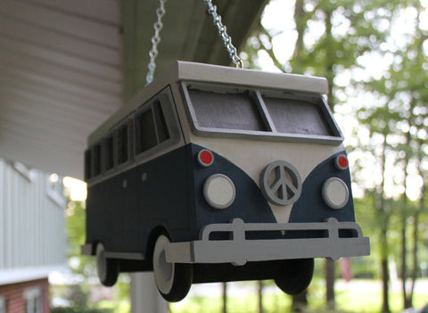 Bus Birdhouse
