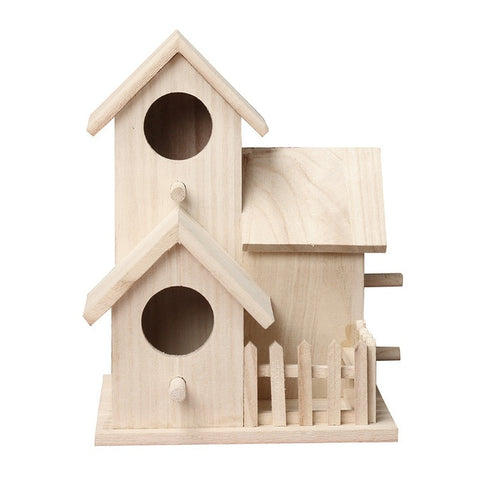 Large Nest Dox Nest House Bird House Bird Box
