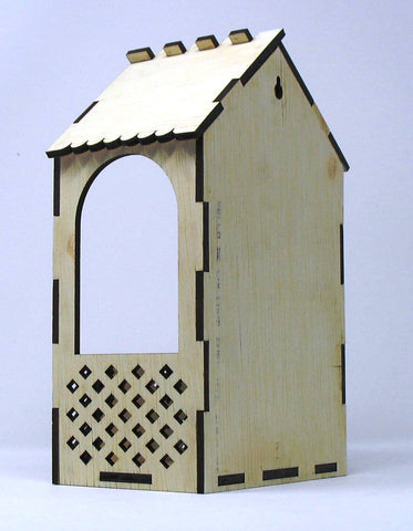 Bird Feeder Kit - Decorative
