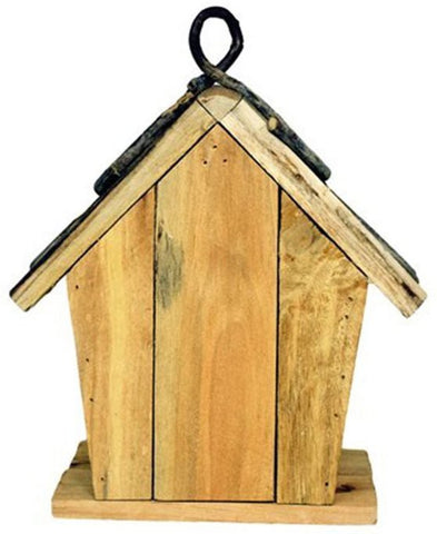 Shrih SH - 01826 Natural Wooden Bird House