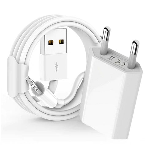 USB Cable Charger For iPhone 10
