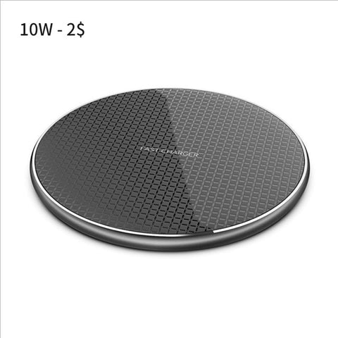 15W  Wireless Charger for IOS Phones