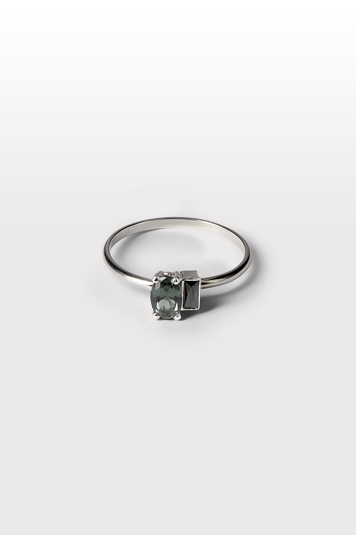 Lucem Ring 07 Silver
