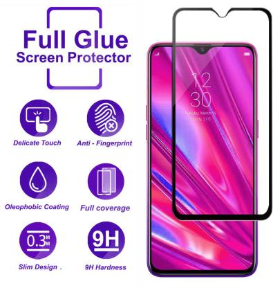 vivo y91i tempered glass