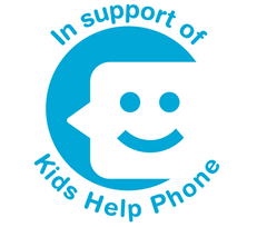 In Support of Kids Help Phone