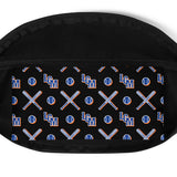 LGM Monogram (Black) - Fanny Pack