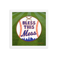 Bless This Mess - Framed Poster