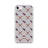 LGM Monogram (Grey) - iPhone Case