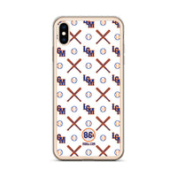 LGM Monogram (White) - iPhone Case