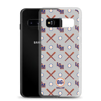 LGM Monogram (Grey) - Samsung Case