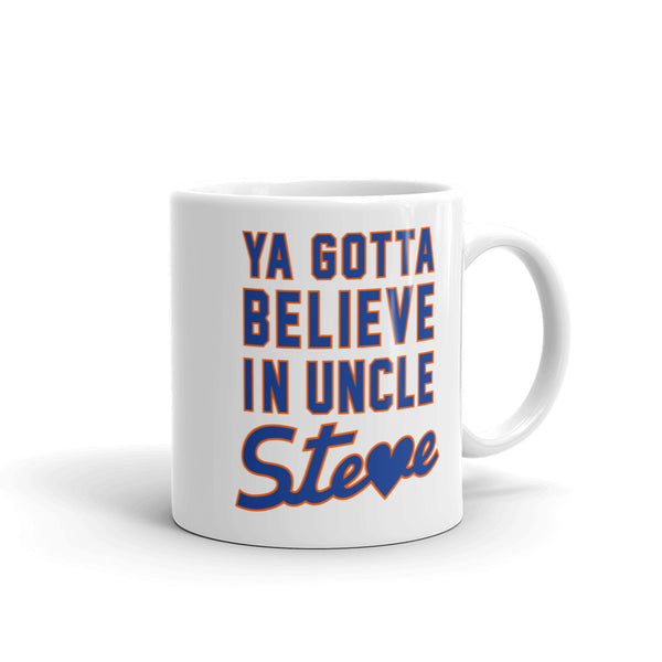 Uncle Steve - Southpaw Mug