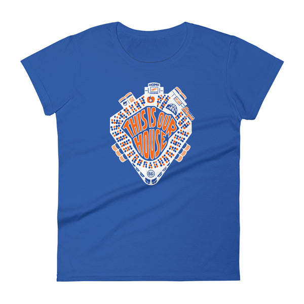 Our House - Women's T-shirt