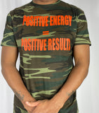 Camo Positive Energy T- Shirt