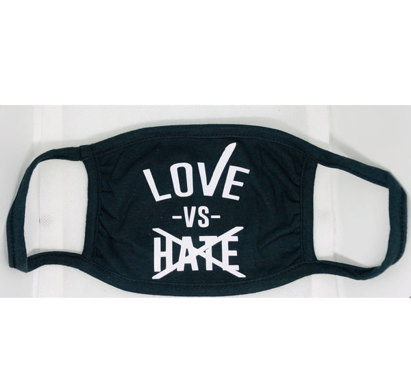 Love -vs- Hate Mask