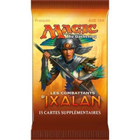 Wizards of the Coast - Magic the Gathering - Boosters - Les combattants d'Ixalan (Français)