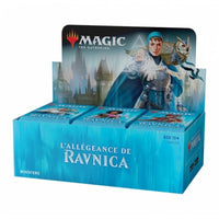 Wizards of the Coast - Magic the Gathering - Boîtes de Boosters - L'allégeance de Ravnica (Français)