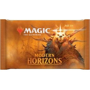Wizards of the Coast - Magic the Gathering - Boosters - Horizons du Modern (Français)