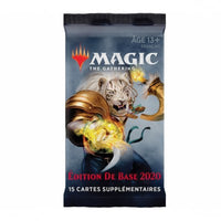 Wizards of the Coast - Magic the Gathering - Boosters - Edition de base 2020 (Français)