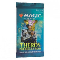 Wizards of the Coast - Magic the Gathering - Boosters - Theros par-delà la mort (Français)