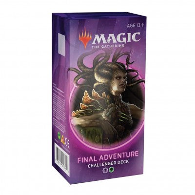 Wizards of the Coast - Magic the Gathering - Deck Final adventure - Challenger Deck 2020 (Anglais)