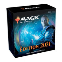 Wizards of the Coast - Magic the Gathering - Bundle - Edition de base 2021 (Anglais)