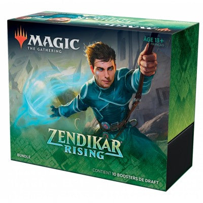 Wizards of the Coast - Magic the Gathering - Bundle - La renaissance de Zendikar (Français)