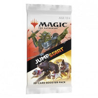 Wizards of the Coast - Magic the Gathering - Boosters - Jumpstart (Anglais)