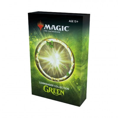 Wizards of the Coast - Magic the Gathering - Commander Collection Green (Anglais)