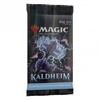Wizards of the Coast - Magic the Gathering - Boosters Collector - Kaldheim (Français)