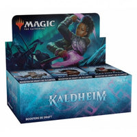 Wizards of the Coast - Magic the Gathering - Boites de Boosters Draft - Kaldheim (Français)