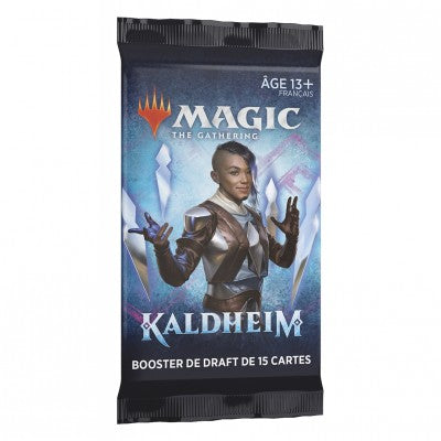 Wizards of the Coast - Magic the Gathering - Boosters Draft - Kaldheim (Français)