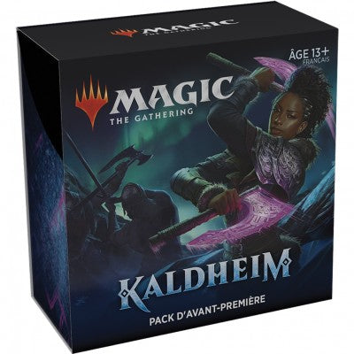 Wizards of the Coast - Magic the Gathering - Pack d'Avant Première - Kaldheim (Français)