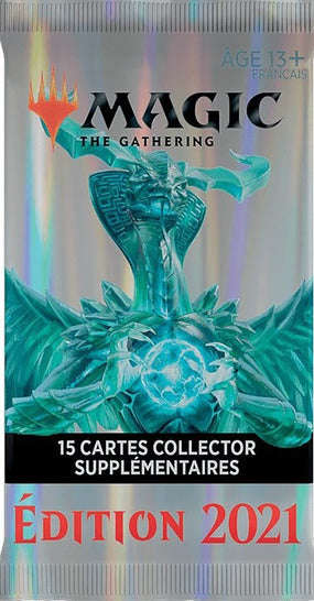 Wizards of the Coast - Magic the Gathering - Boosters Collectors - Edition de base 2021 (Français)