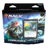 Wizards of the Coast - Magic the Gathering - Deck Récoltez le fruit des marées - Commander Légendes (Français)