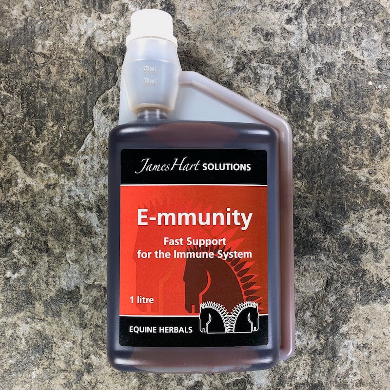 James Hart 'E-Munnity' Tonic 1L