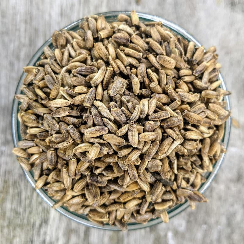 Organic Milk Thistle Whole Seeds