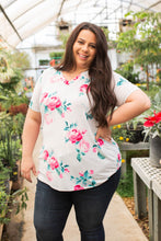 Load image into Gallery viewer, Blissful Floral Short Sleeve Top