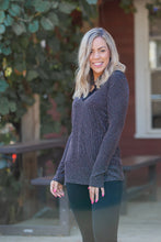 Load image into Gallery viewer, Holiday Glitz Long Sleeve Top